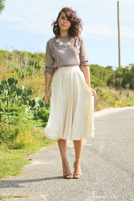 مدل لباس زنانه استایل و تیپ خیابانی جدید تابستانی