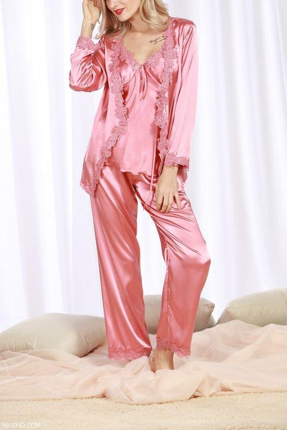 مدل لباس خواب عروس بسیار شیک و داغ و جذاب