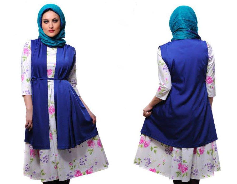 مانتو تابستانی ایرانی از برند پوش ما 2017