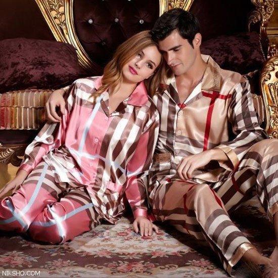 لباس خواب عروس و داماد مدل های داغ و خفن (2)