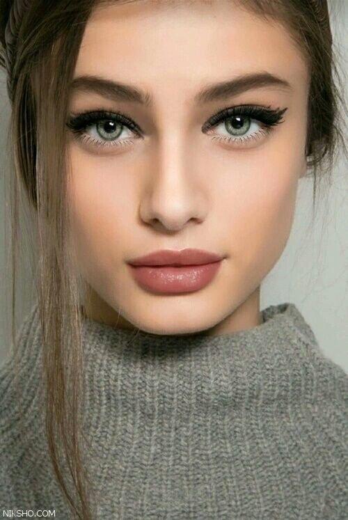 مدل های آرایش لب و رنگ رژ لب های داغ و جذاب