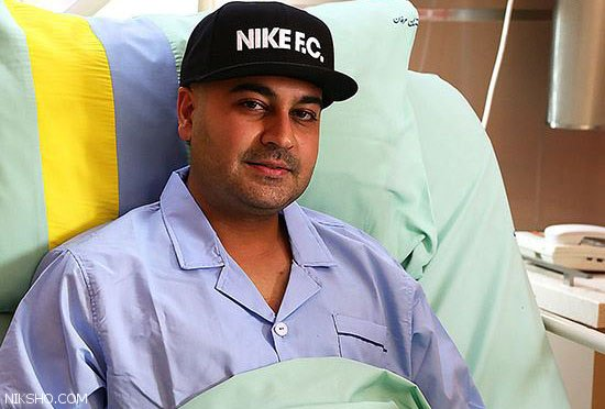 تومور بهنام صفوی توسط پروفسور مجید سمیعی عمل شد