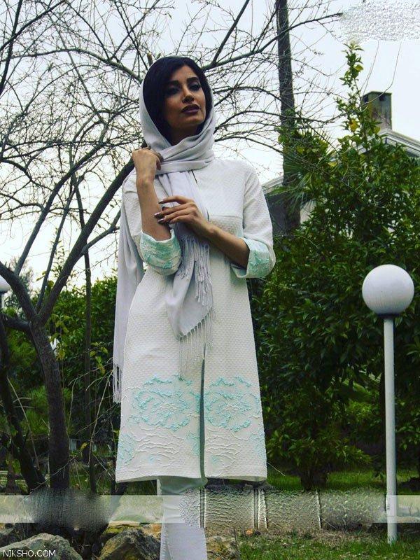 مدل مانتو دخترانه ایرانی ویژه تابستان برند tanpoosh