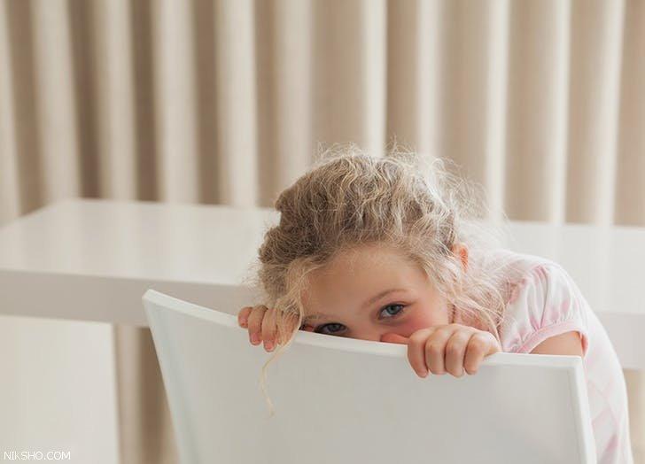 بهترین روش های از بین بردن خجالت در کودکان