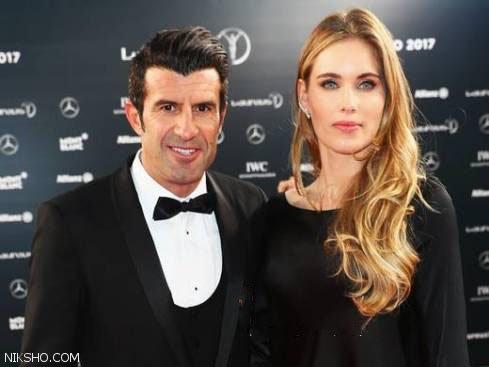 زیباترین و جذاب ترین همسر فوتبالیست های جهان