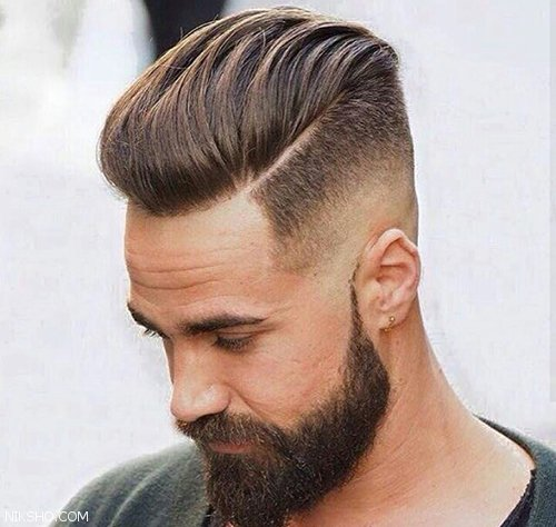 مدل موی مردانه کوتاه و بلند جذاب و شیک 2021