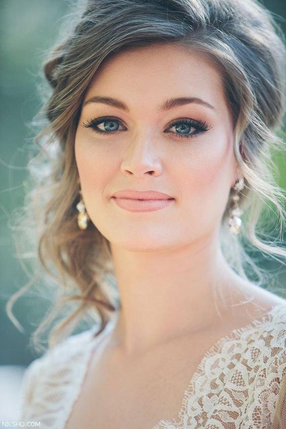 مدل آرایش عروس +مدل موی عروس 2020