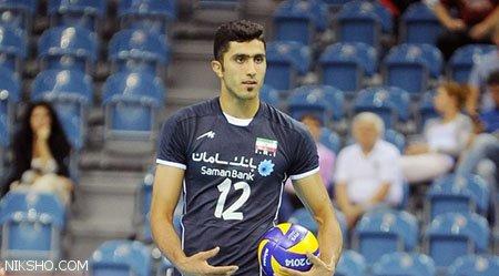 یک ایرانی در میان پردرآمدترین والیبالیست های دنیا