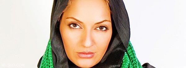 شباهت بی نظیر مهناز افشار به سوپر مدل عربی
