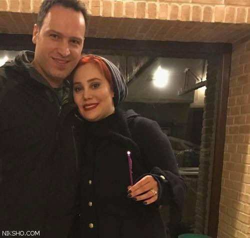 آرام جعفری به همسرش قول داد که باردار شود
