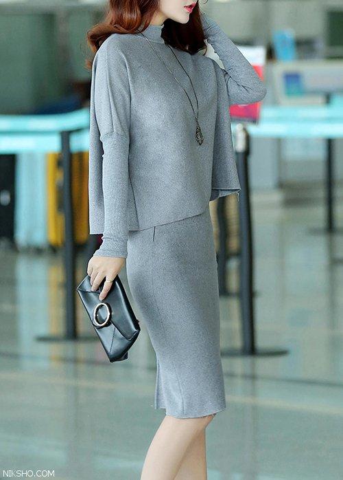 انواع جدیدترین مدل لباس های دخترانه پاییزی 97