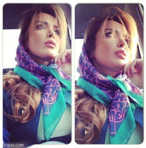 خفن ترین عکس های کتایون سپهرمنش مدلینگ ایرانی