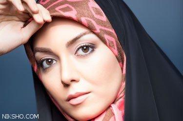 سخنان آزاده نامداری درباره افتادن روسری در شب