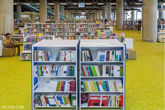 باغ کتاب تهران،آدرس،قیمت بلیت +معرفی امکانات