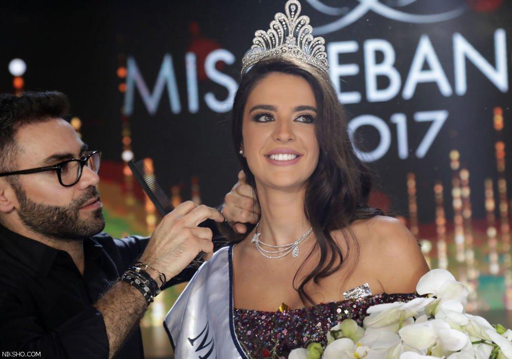 ملکه زیبایی لبنان 2017 با حضور جذاب ترین دختران عرب