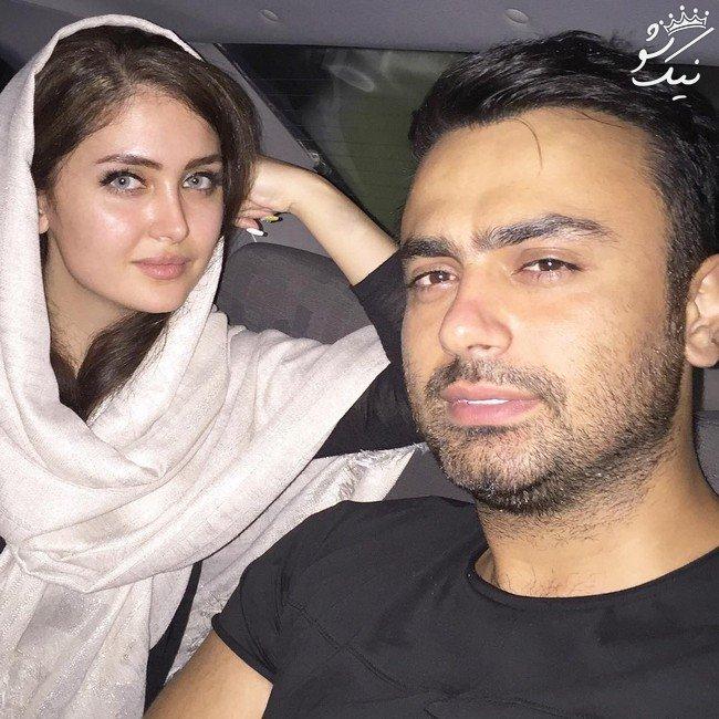 مائده محمدی زیباترین مدلینگ ایرانی و همسرش در اینستاگرام