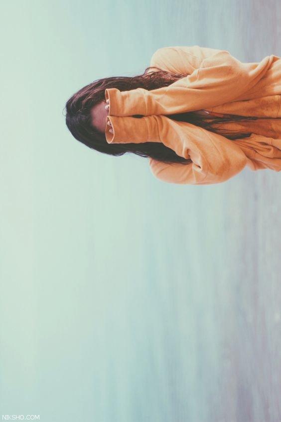 عکس پروفایل دخترونه هنری طرح های شاد و غمگین