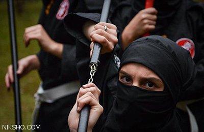 عکس های خفن دختران نینجای ایرانی در رشت