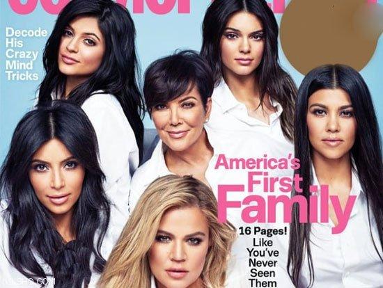 اصول عجیب و غریب زنان جذاب خانواده کارداشیان +عکس