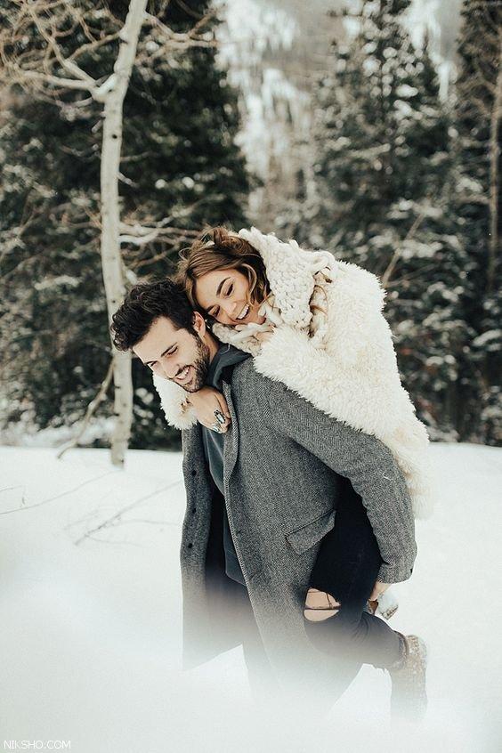 عکسهای عاشقانه دونفره تاپ و داغ دختر پسرها (31)