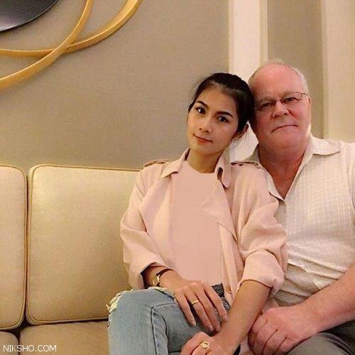 دلیل ازدواج دختر بازیگر فیلم های پورنو با پیرمرد 70 ساله