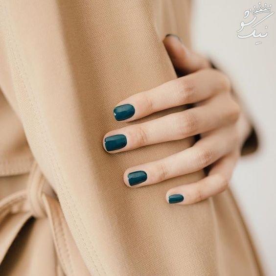 رنگ لاک ناخن تان را با لباستان ست کنید