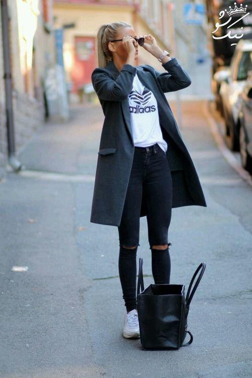 ست لباس پاییزی برای استایل خانم های جوان