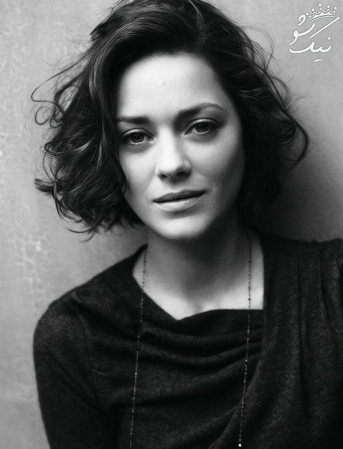 همراه با ماریون کوتیار بازیگر زیبایی فرانسوی