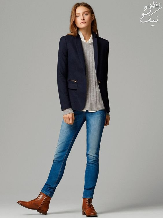 مدل و استایل زنانه به سبک پاییز 2018 +مدل لباس اسپرت شیک