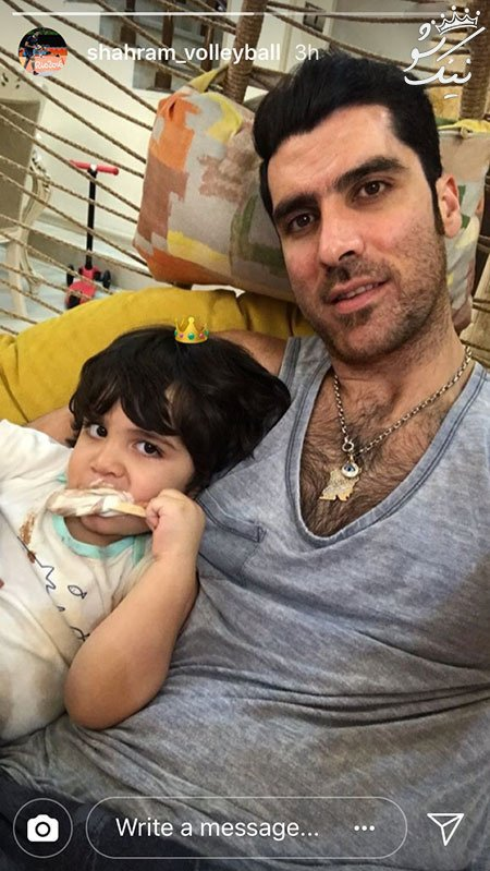عکس ها و اخبار بازیگران و سلبریتی های مشهور ایران (28)