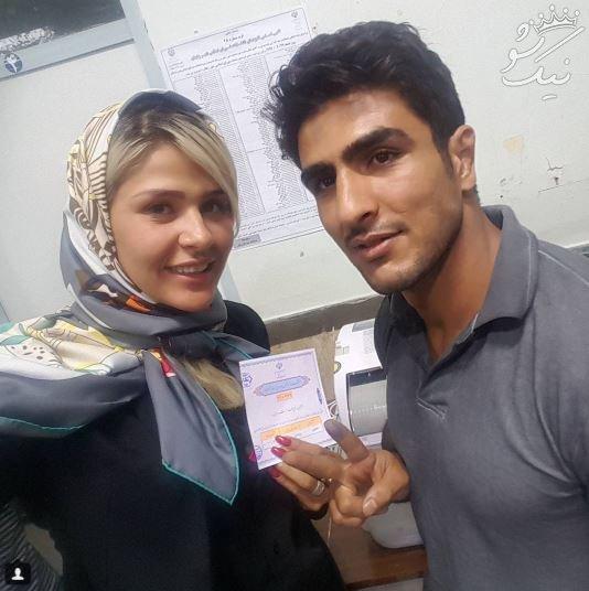 همراه با مهسا جاور و محسن محمدسیفی عاشقانه های ورزشی ایران