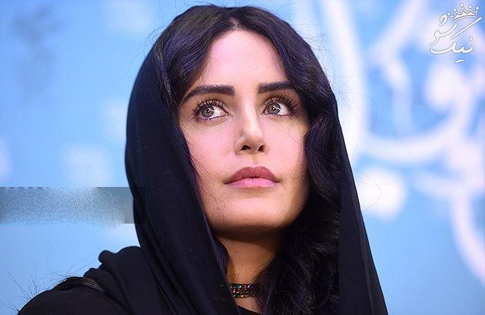 استایل به سبک الناز شاکردوست بازیگر خوشتیپ ایرانی