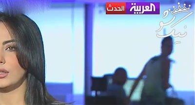 همجنس بازی در پخش زنده تلویزیونی العربیه +عکس
