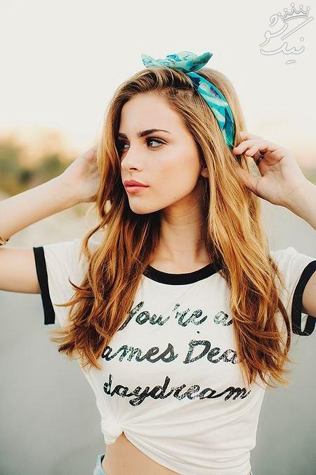 عکس پروفایل دخترانه شیک و جذاب و فانتزی