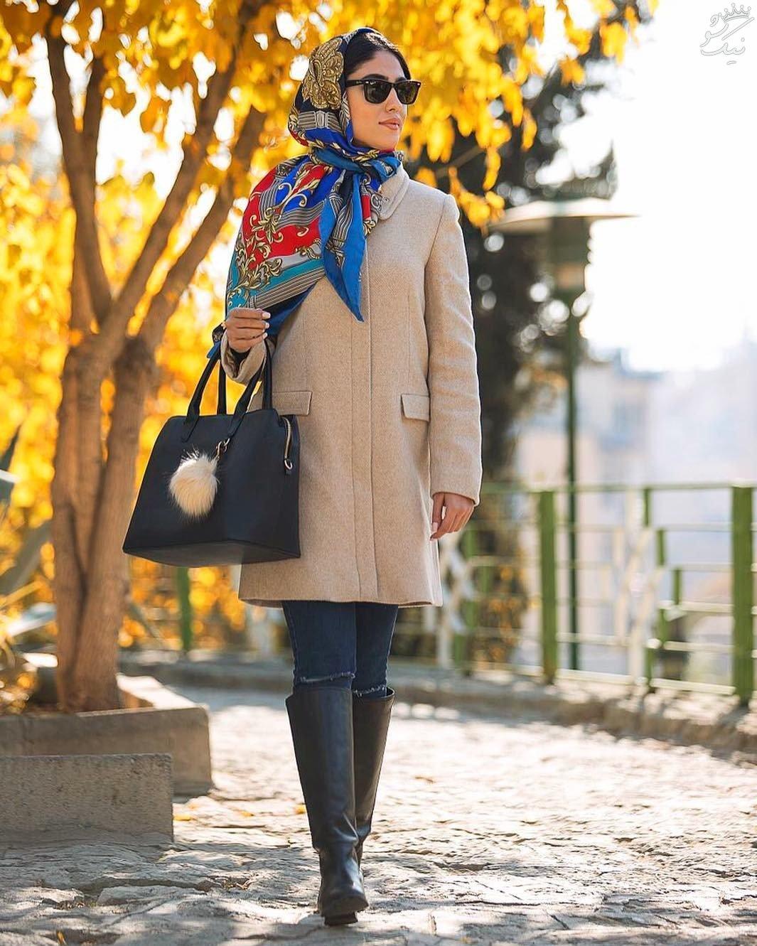 رامینا ترابی زیباترین دختر ایران +اینستاگرام و عکس مدلینگ