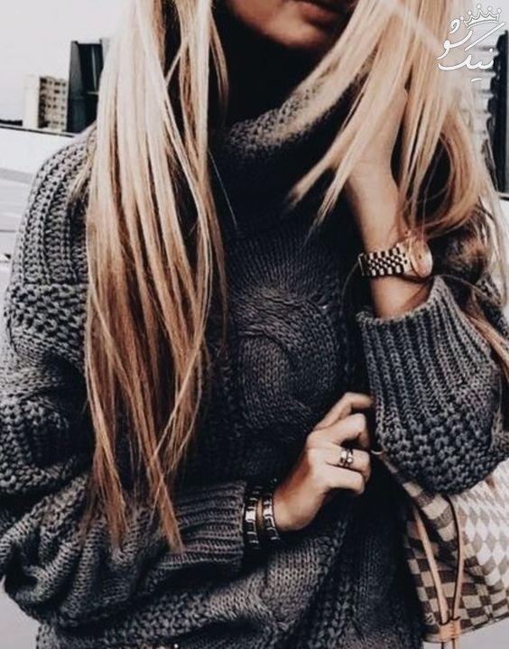 مدل لباس و استایل زمستانی ویژه خانم های شیک پوش