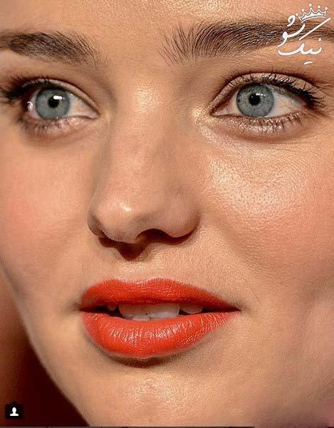 قیافه جذاب ترین ستاره های زن هالیوود از نمای نزدیک