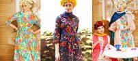 شیک ترین مدل های مانتو ایرانی طرح های جذاب 97