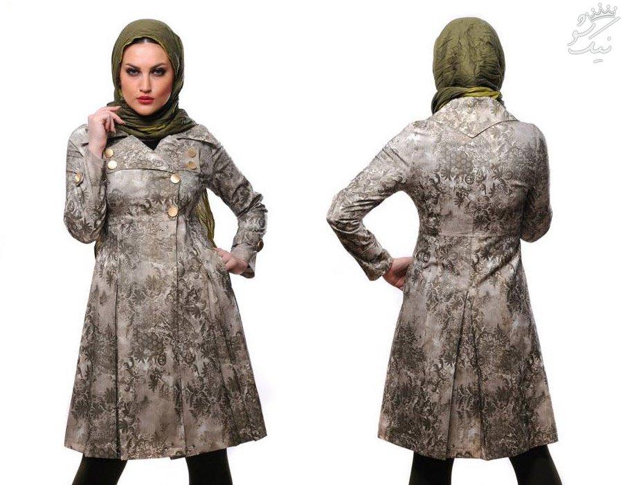 شیک ترین مدل های مانتو ایرانی طرح های جذاب 1400