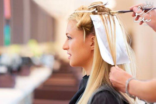راهنمای کامل و مرحله به مرحله رنگ کردن مو