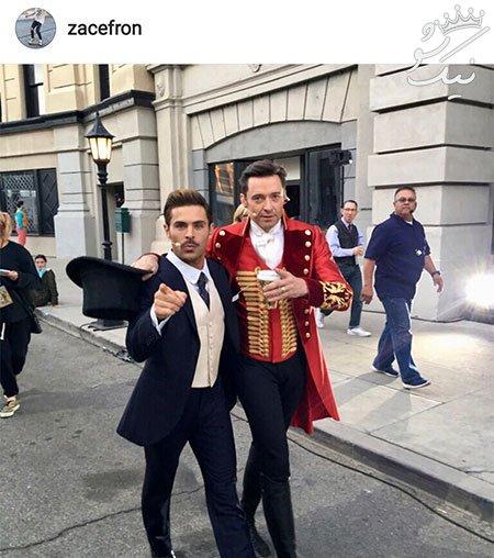جذاب ترین عکس های ستاره های مشهور هالیوودی در اینستاگرام