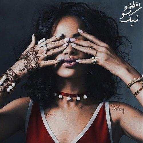 ریحانا rihanna ستاره بلامنازع دنیای موسیقی و مد