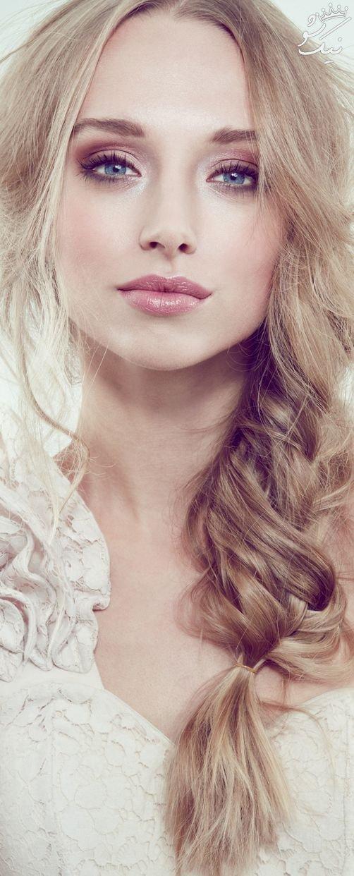 جدیدترین مدل های آرایش عروس +مدل موی عروس