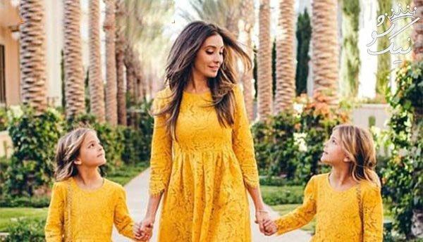 دختران دوقلویی که جذابیت آن ها در اینستاگرام غوغا کرده