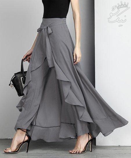 مدل های لباس مجلسی بلند واقعا شیک و جذاب 2021