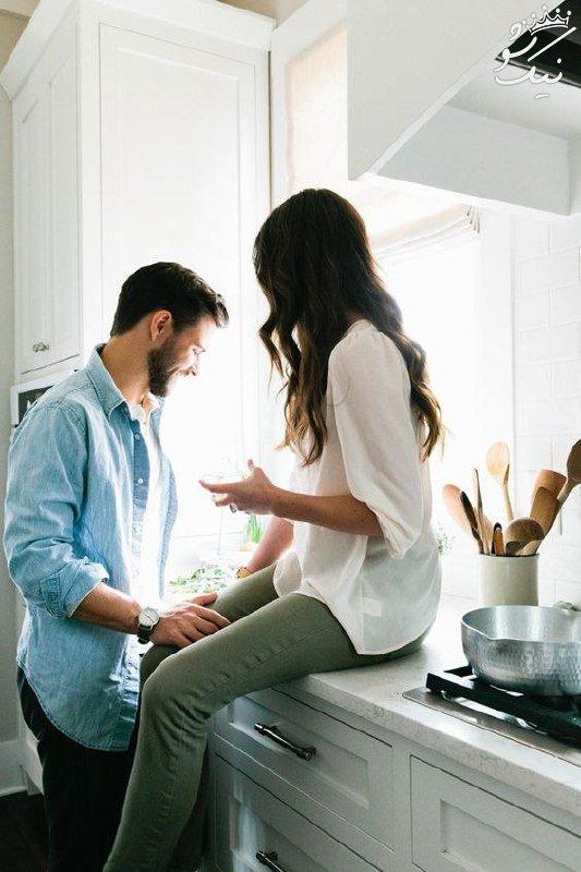 عکس های عاشقانه دونفره فوق احساسی برای همسر