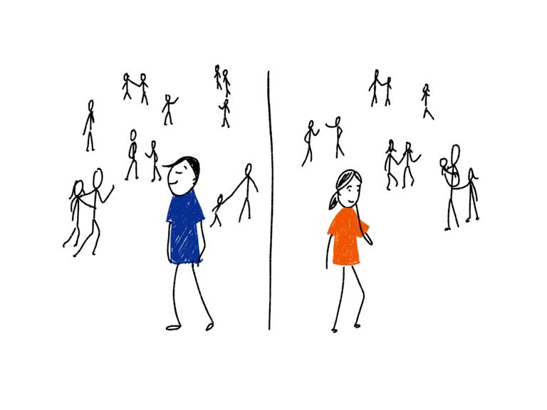 چرا با این که می دانیم رابطه نادرست است بازهم ادامه می دهیم؟