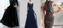مدل های لباس مجلسی بلند واقعا شیک و جذاب 2020