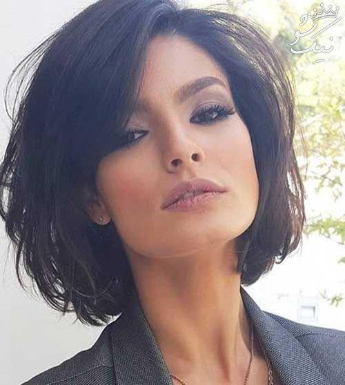 مدل موی دخترانه شیک و جذاب و فوق العاده