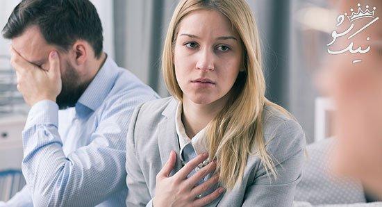 آقایان با این کارها به رابطه زناشویی ضربه می زنند